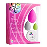 Beautyblender 24h about. Gesicht (Original Beautyblender, beautyblusher, Micro Mini Beautyblender und beautycleanser massiv)