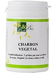 BELLE ET BIO - Charbon végétal - 200 gélules
