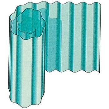 Vetroresina ondulata in rotolo colore neutro altezza 200 for Vetroresina ondulata prezzo