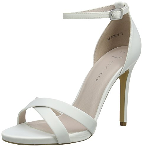 New Look Damen Wide Foot Zadie Pumps Off-White (Off White)