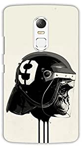 Crazy Beta MONKEY ON NEW STYLE 3D DESIGN Printed Back Cover For Lenovo Vibe X3