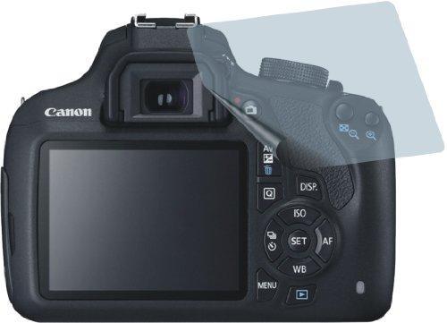4x Canon EOS 1200D PREMIUM Displayschutzfolie Bildschirmschutzfolie kristallklar von 4ProTec (Canon Stative)