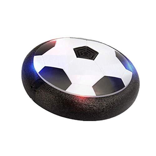 YCLOTH Schwebeball-Fußball, elektrische Luft-Energie-Fußball-Ball-Spiele mit LED-bunten Licht- / Weichschaum-Stoßdämpfern für Innenfamilien-Spaß-Sport-Spiele, Jungen-Mädchen-Spielzeug-Geschenke