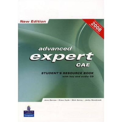 CAE Expert New Edition Students Resource Book with Key/CD Pack (Expert) (Mixed media product) - Common