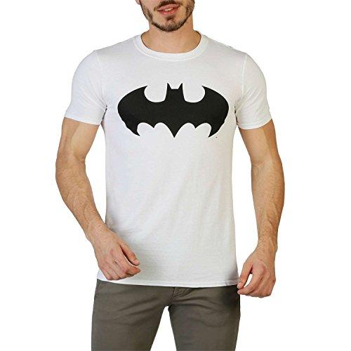 DC Comics Men's Mono Batman T-Shirt