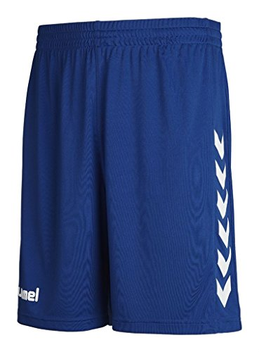 Hummel Herren Core Poly Shorts True Blue