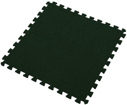 Wir verkaufen Mats Teppich Boden Fliesen, hunter green
