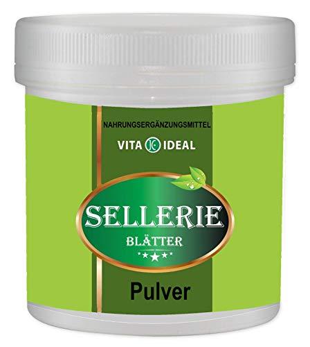 Sellerie Blätter Pulver 100g + Messlöffel