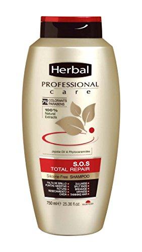 Herbal Professional Care Total Repair Champú - 750 ml