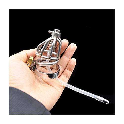 Pequeño hueco metal jaula for hombres, conveniente