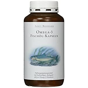 Sanct Bernhard Omega 3 Fettsäuren Fischöl
