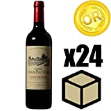 X24 Château Cassagne Haut-Canon 2010 75 cl AOC Canon-Fronsac Rotwein