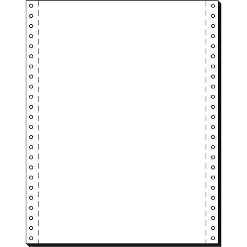 Schäfer Shop Computer Endlospapiere, 1-fach blanko, 2000 Stück