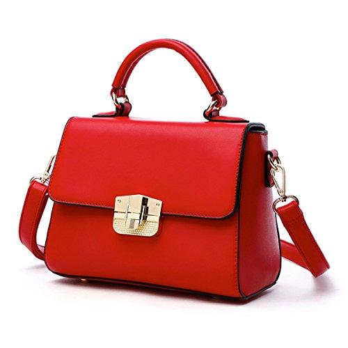 KYFW Womens Neue Handtaschen-Art- Und Weisetendenz-kleine Quadratische Beutel-Handtaschen-Handtasche C