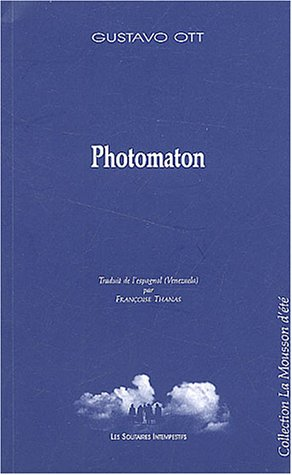 Photomaton par Gustavo Ott