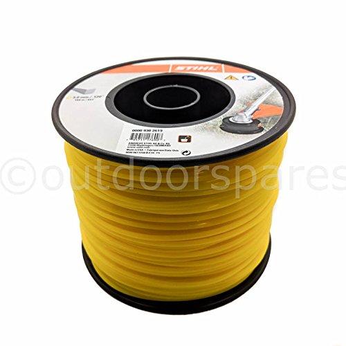 Stihl–Hilo de corte amarillo, 3,0mm