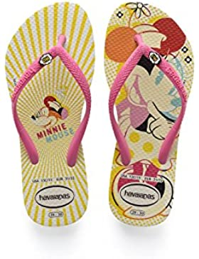 Havaianas Kids Disney Cool, Chanclas Para Niñas