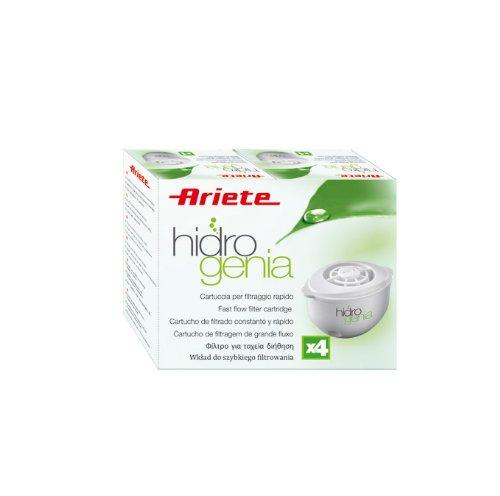 Ariete Filtro Hidrogenia x4