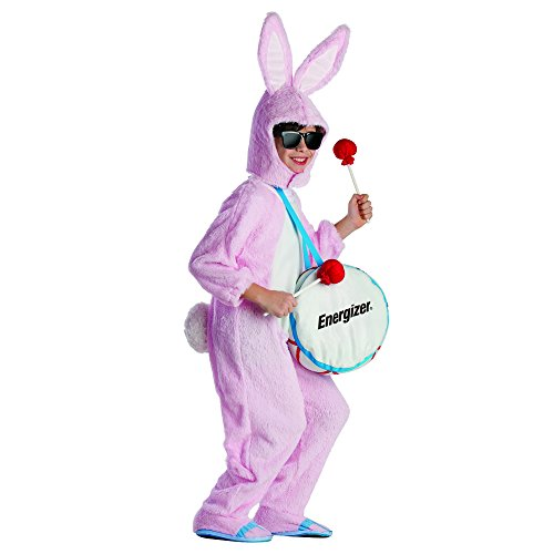 Dress Up America Kinder Energizer Hase Plüsch Maskottchen Kostüm