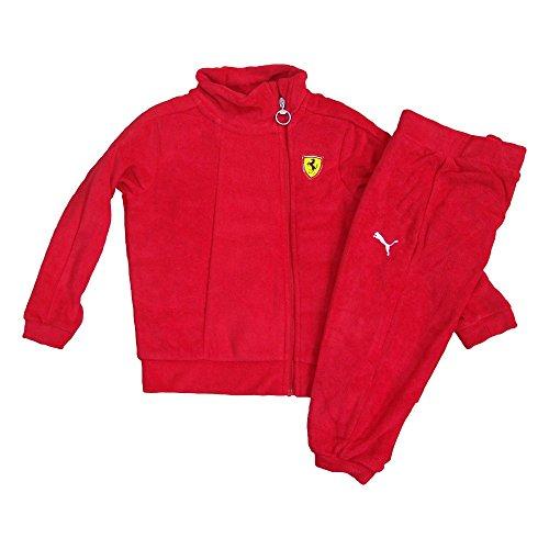 Puma SF Ferrari Kinder/Baby Jogger Rot, Kinder Größen:68