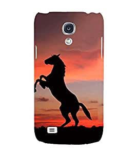 CHAPLOOS Designer Back Cover For Samsung Galaxy S4 Mini