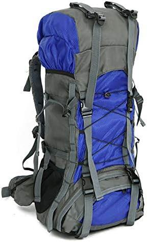 EFZaini da hiking  un'escursione Zaino, Zaino 60l Sport Sport Sport all'Aria Aperta la Borsa, Impermeabile Borsa a Oxford, Blu B07N4N1HGX Parent   Qualità Affidabile    Ufficiale    Cheap  25afdf