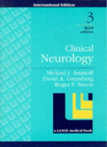 Clinical Neurology (Lange Medical Books) by Michael J. Aminoff (1995-11-21)