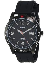 Timex Analog Black Dial Men's Watch - T2N694