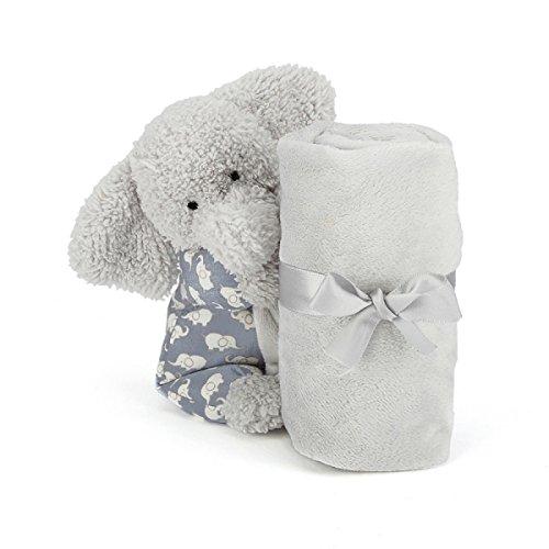 Schmusetuch Elefant Schnuffeltuch Bedtime Jellycat