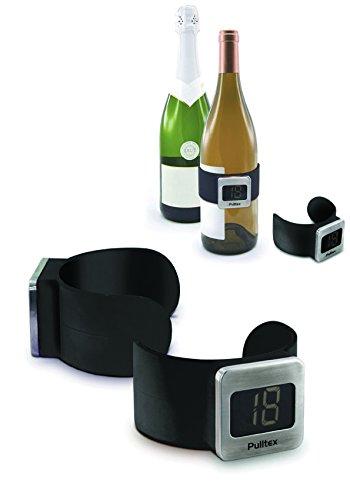 Pulltex 2454140031?Digitales Wein-Thermometer