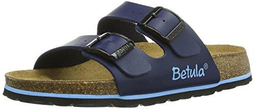 Betula Boogie, Unisex-Erwachsene Pantoletten, Blau (navy), 38 EU (5.5 Erwachsene UK)