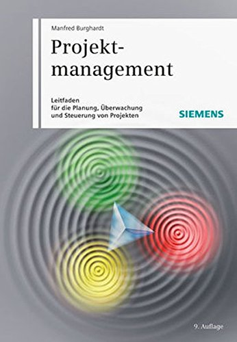 Projektmanagement: Leitfaden für die Planung, Überwachung und Steuerung von Projekten