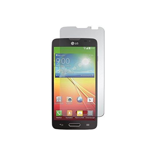 PhoneNatic 4er-Pack Bildschirmschutzfolien klar kompatibel mit LG L90