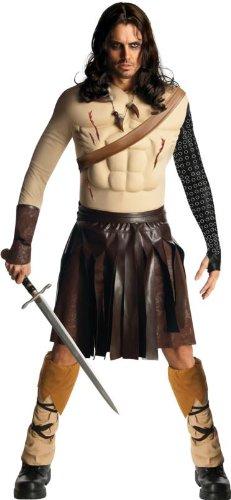 Conan der Barbar-Kostüm (Conan Kostüme Erwachsenen)