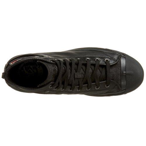 Diesel Exposure, Baskets mode homme Noir