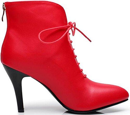 Laruise , Bottes Chukka femme red
