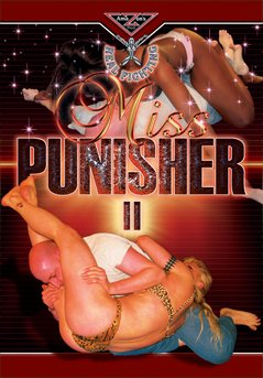 LOTTA MISTA EROTICA - MISS PUNISHER 2 DVD AMAZON'S PROD WRESTLING