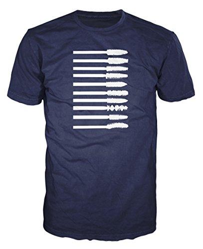 haddaway-t-shirt-uomo-blu-navy-xx-large