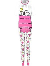 Snoopy - Pijama para Mujer
