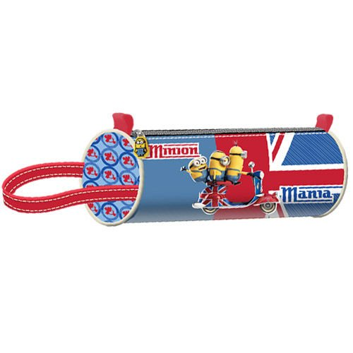 Portatodo Minions London cilindro