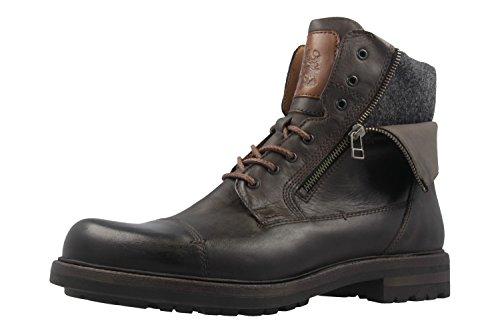 FRETZ MEN - Herren Boots - Street - Braun Schuhe in Übergrößen Braun