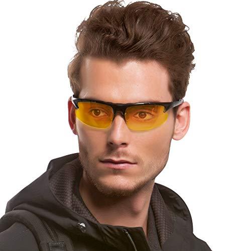 LVIOE Sport Gafas visión nocturna HD polarizadas