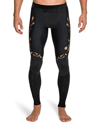 skins-herren-a400-long-tights-gold-m-zb99320019156m