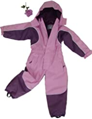 MAYLYNN - Combinaison de neige/de ski - respirante/imperméable (5000 mm) - rose