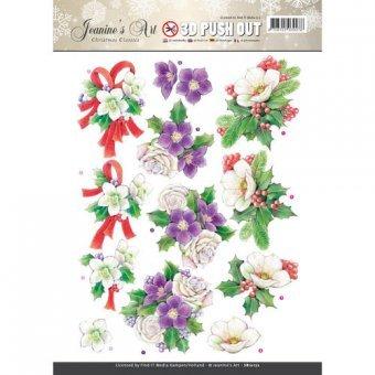 Find It 3D-Stanzbogen - Jeaninnes Art - Christmas Classics