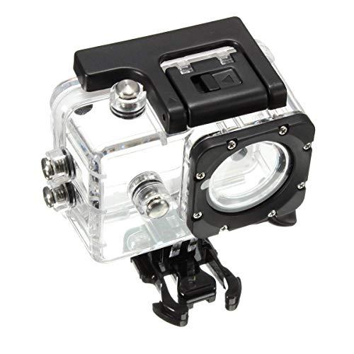 Familymall(TM) Waterproof Housing wasserdichte Dive Gehäuse für SJ4000 Camcorder Kamera