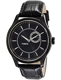 (Renewed) Timex Analog Black Dial Mens Watch - TWEG14608#CR