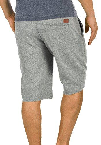 BLEND Grobmo Sweat-Shorts kurze Hose Sport-Shorts aus hochwertiger Baumwollmischung Zink Mix (70815)