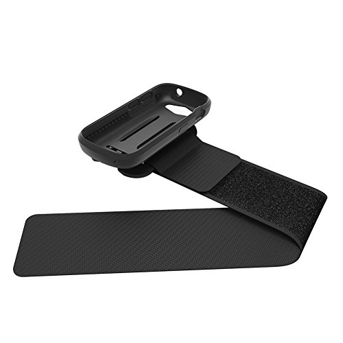 Unihertz Armband für Jelly Pro, das kleinste 4G Smartphone der Welt, Schwarz