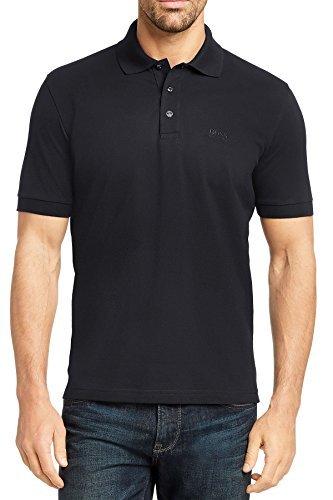 HUGO BOSS Herren PoloTshirt Regular fit Polo Hemd Ferrara ORGINAL OVPGr:S-XXL (XL, Navy)